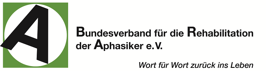 Bundesverband Aphasie e. V. Logo